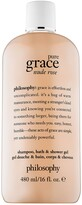 philosophy Pure Grace Nude Rose Shampoo, Bath, & Shower Gel