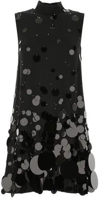 Prada Sequinned Dress