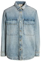 Fear Of God Vented Denim Shirt Jacket