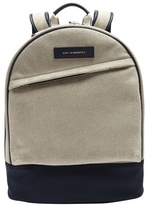 WANT Les Essentiels Kastrup faux-suede backpack