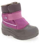 The North Face Toddler Boy's 'Alpenglow' Waterproof Boot