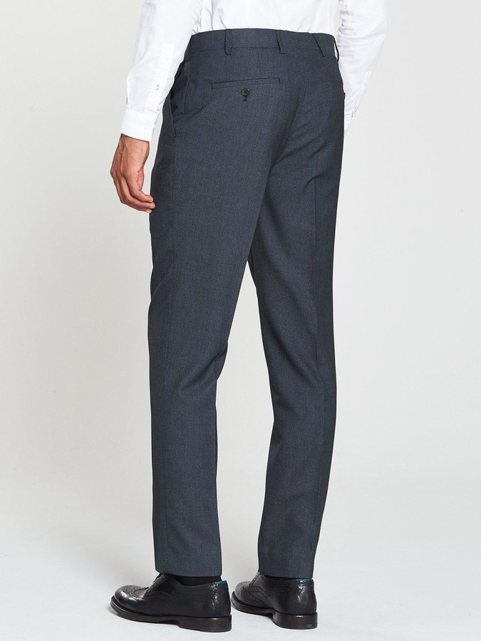 Thumbnail for your product : Skopes Harcourt Tailored Trouser - Blue