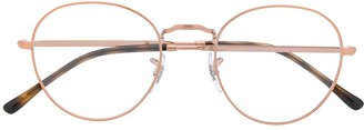 Ray-Ban RB3582V round-frame glasses