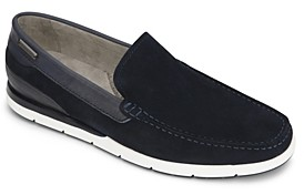 Kenneth Cole Men's Jamey Suede Slip-On Loafers