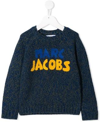 Little Marc Jacobs Logo Sweater