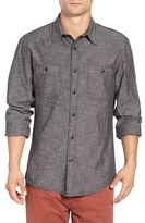 Dockers Fitted Chambray Shirt