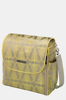 Petunia Pickle Bottom Infant 'Boxy' Brocade Backpack Diaper Bag - Yellow