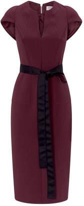 Amanda Wakeley Tailored Panel Dress