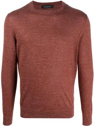 Ermenegildo Zegna Crew-Neck Sweater