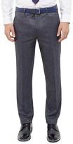 Ted Baker Linctro Herringbone Regular Trousers