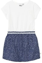 eBBe Kids Midnight Blue Dotted Caja T-Shirt Dress