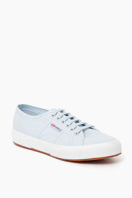 Superga Light Blue Cotu Canvas Sneakers