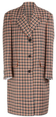 Calvin Klein Oversized virgin wool coat