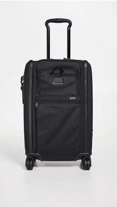 Tumi Alpha International Dual Access 4 Wheel Carry On Suitcase