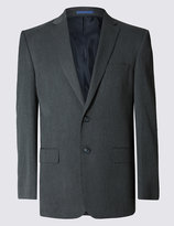 Marks And Spencer Grey Regular Fit Suit