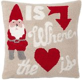 Gnome Pillows, Gnome Is Where The Heart Is