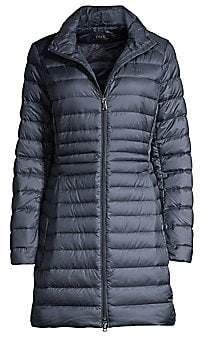 Polo Ralph Lauren Women's Down Longline Puffer Coat