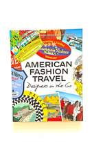 Assouline American Fashion Travel Book