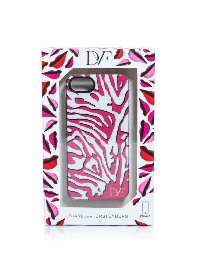 Diane von Furstenberg Zebra shadow-print iPhone5® case