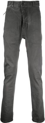 11 By Boris Bidjan Saberi Dropped-Crotch Jeans