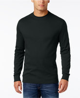 John Ashford Men's Big and Tall Interlock Crew-Neck T-Shirt, Only at Macy's