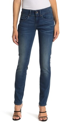 G Star Midge Cody Mid Skinny Jeans
