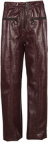 Self-Portrait Cropped Trousers