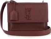Saint Laurent Sunset Monogram leather cross-body bag