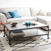 west elm Antique Finish Coffee Table