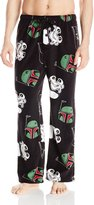 Star Wars Men's Plush Lounge Pants