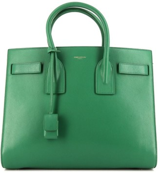 Yves Saint Laurent Pre-Owned small Sac de Jour tote