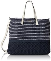 Splendid Emerald Bay Tote Denim Shoulder Bag
