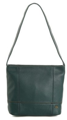The Sak De Young Leather Mini Hobo Bag