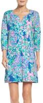Women's Lilly Pulitzer Joyce Upf 50+ Shift Dress