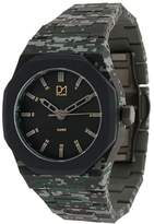 D1 Milano Polycarbon Camo 40.5mm watch