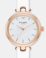 Kate Spade Holland White Analogue Watch
