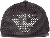 Armani Jeans Mesh Eagle Logo Cap
