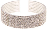 Natasha Accessories Crystal Bangle
