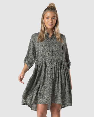 Sass Jocey Shirt Dress