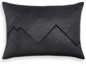 Hotel Collection Closeout! Linear Chevron Standard Sham, Created for Macy's Bedding