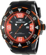 Seapro Men's SP1113 Diver Analog Watch