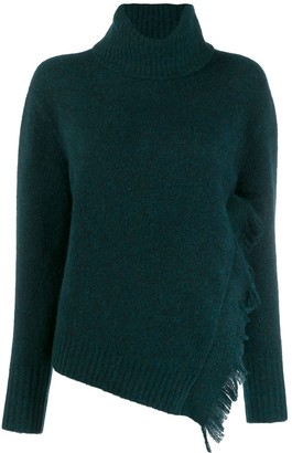 3.1 Phillip Lim Knitted Turtleneck Jumper