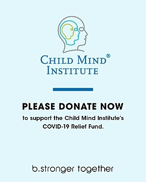 Bloomingdale's Child Mind Institute Covid-19 Response Fund