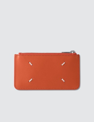 Maison Margiela Grain Leather Cardholder