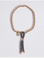 M&S Collection Pearl Friendship Bracelet