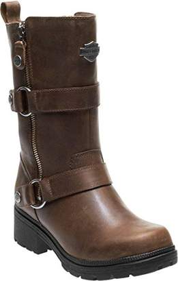 Harley-Davidson FOOTWEAR Women's Ardsley Motorcycle Boot