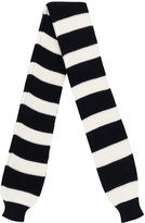 Sunnei striped scarf