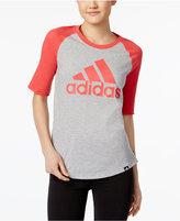 adidas Logo Baseball Top