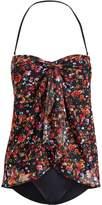 Ralph Lauren Floral One-Piece Swimsuit