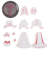 Stampo Fashion Dressing - Princess Ice Stamp Kit